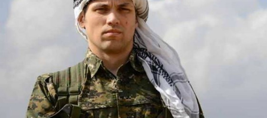 """Army Vet on Why He's Fighting ISIS With the Kurds: """"I Couldn't Just Sit and Watch Christians Being Slaughtered"""""""