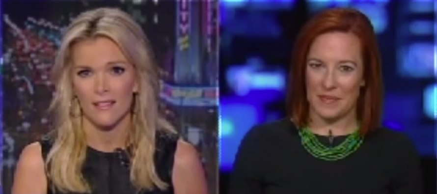 AWESOME:  Megyn Kelly Leaves State Dept's Jen Psaki Speechless After Showing Obama Debate Tape on Troop Withdrawal (Video)