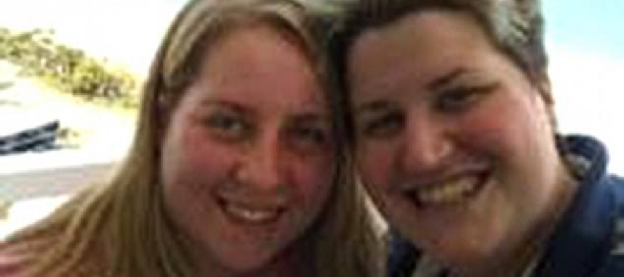 WHITE Lesbian Mother has BLACK Baby – AND SUES SPERM BANK!