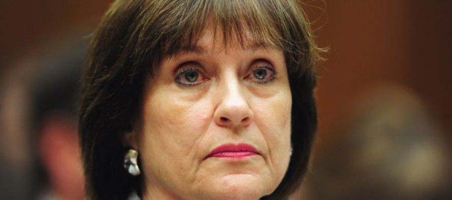 VIDEO: Lois Lerner Confronted – 'Will You Apologize for Targeting Conservatives?'