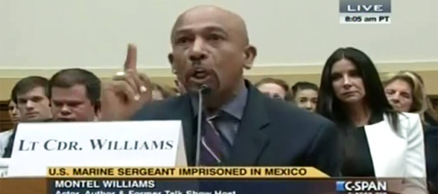 VIDEO: Montel Williams to President Obama: Get the Marine Jailed in Mexico Out Now!