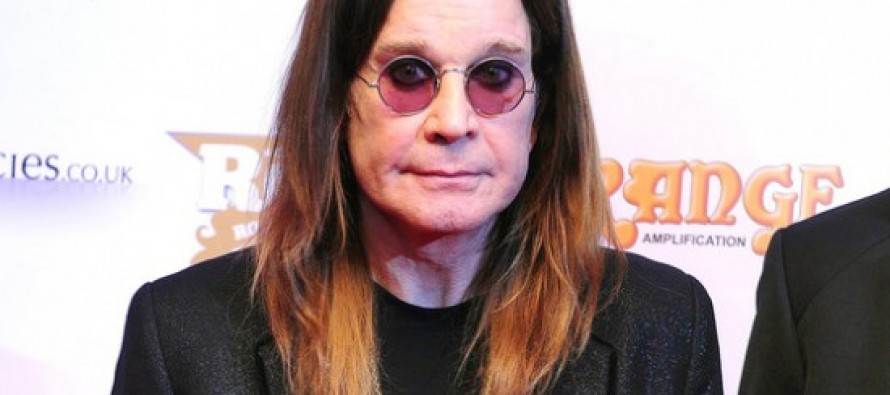 "9/11 Attacks That Killed 3,000 People Were ""My Kind Of Craziness""…Says Senile Rocker Ozzy Osbourne"