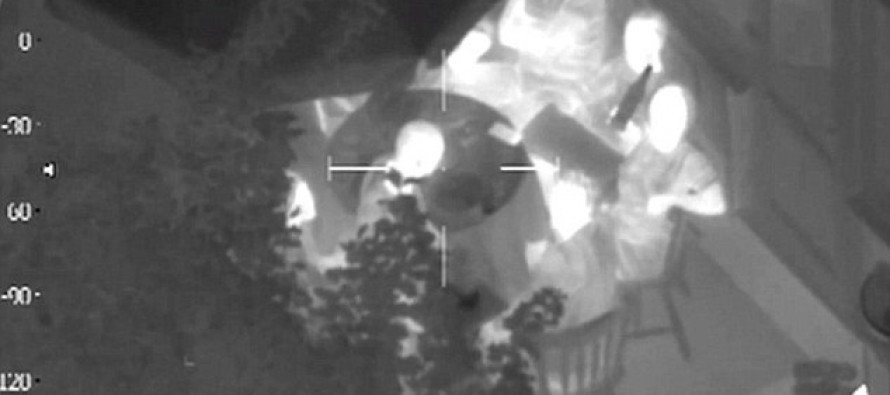 Guess what happened to these partying kids who shone a penlight at a police helicopter?