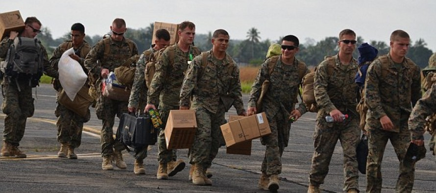 Death March?: U.S. soldiers are being flown to Liberia with just FOUR HOURS of hazmat training as Ebola death toll hits 4,546