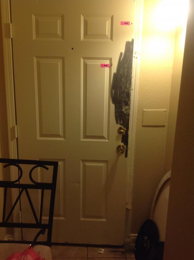 stalker kicked door open