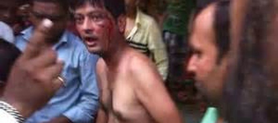 Vigilante Justice: Man Caught Attempting to Rape a Young Girl in India is Beaten with Sticks and Castrated By Angry Mob