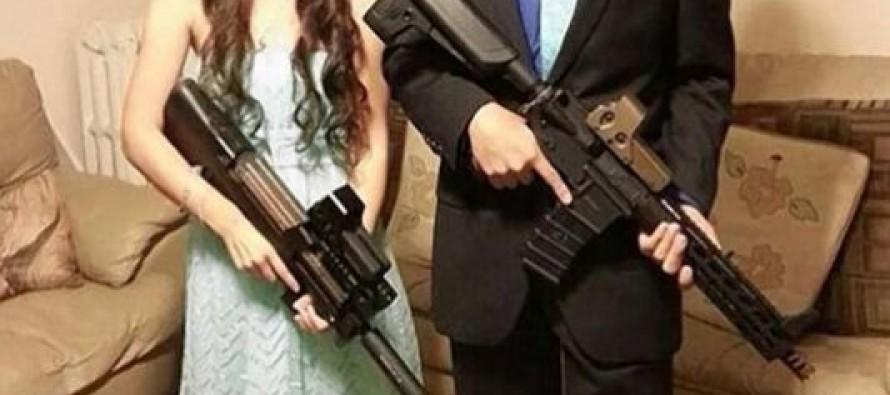 Massachusetts teens suspended for controversial homecoming photo carrying pellet guns