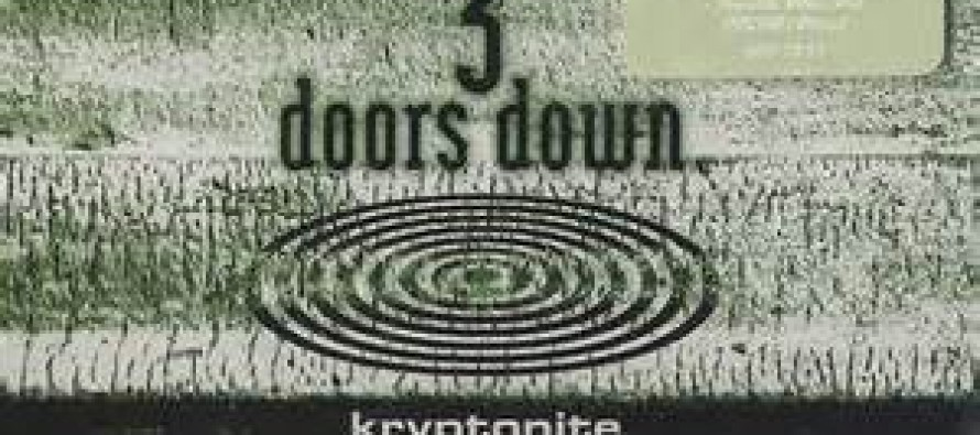 AMAZING VIDEO: Guitar Player With NO ARMS Does An Awesome 3 Doors Down Cover of Kryptonite