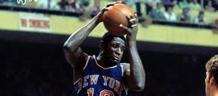 MUST SEE VIDEO!: Watch Willis Reed Beat Up the 1966 Los Angeles Lakers (VIDEO)