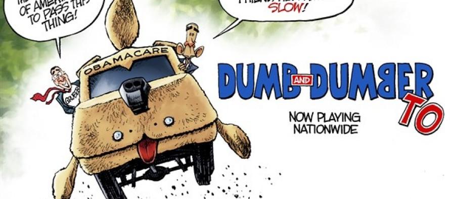 Dumb and Dumber (Cartoon)