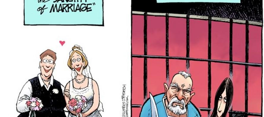 Unholy Matrimony (Cartoon)