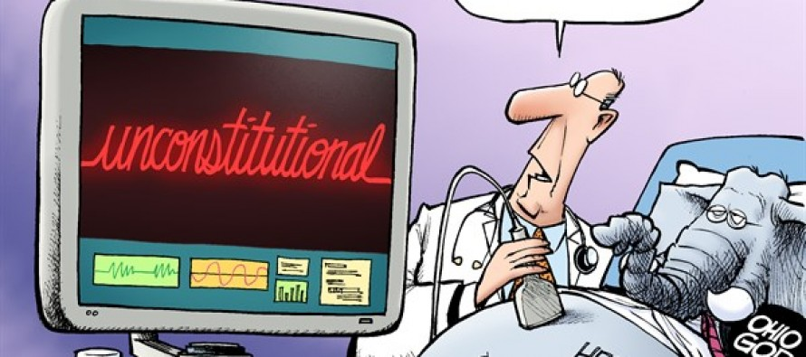 LOCAL OH – Heartbeat Bill (Cartoon)