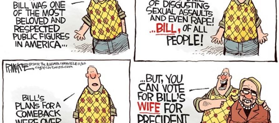 Story of Bill (Cartoon)
