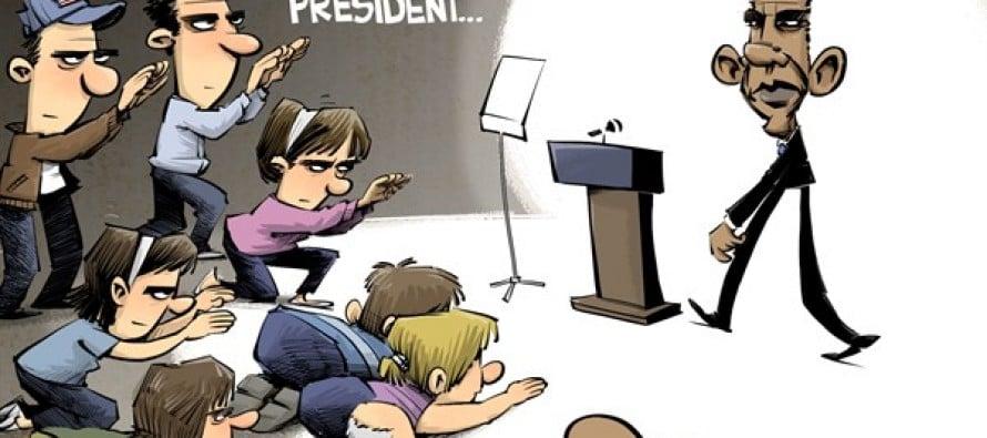 Please Rise (Cartoon)
