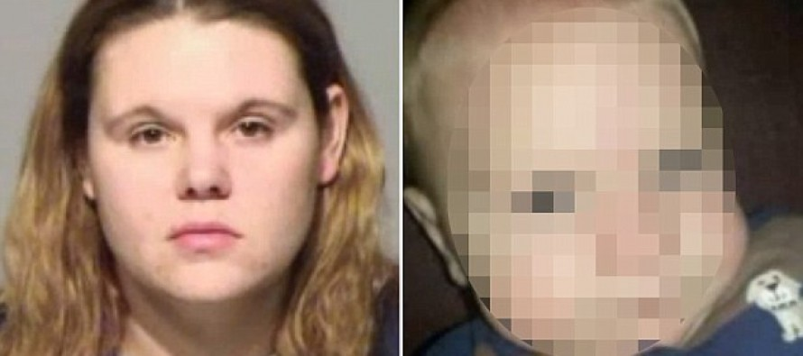 "Mother Tortured 14 Month Old Son By ""Shoving Q-tips Into His Ears"" Because He Looked Like His Father, Whom Left Her."