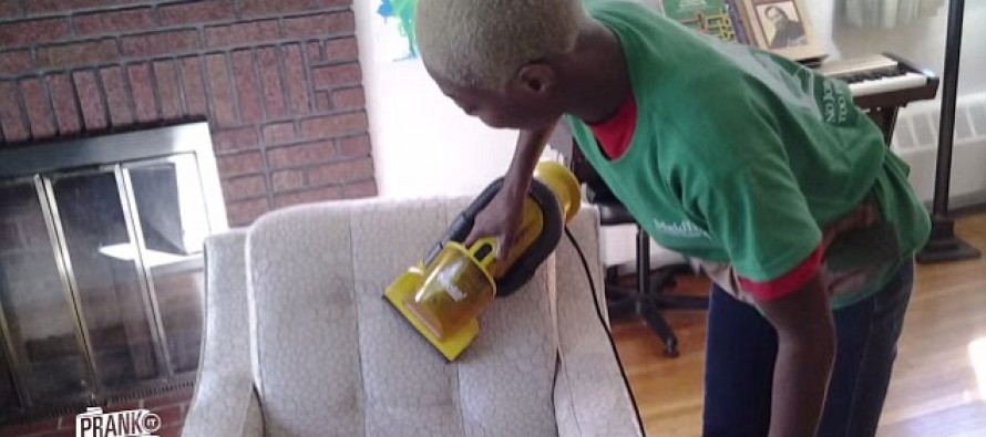 [TOUCHING VIDEO] She 'Maid' It! Housekeeper GIVEN the House She Was Sent to Clean!