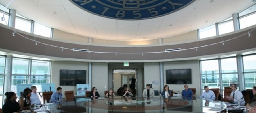 NJ State university spends $219,000 on custom conference table from CHINA – but college president calls critics 'small-minded'