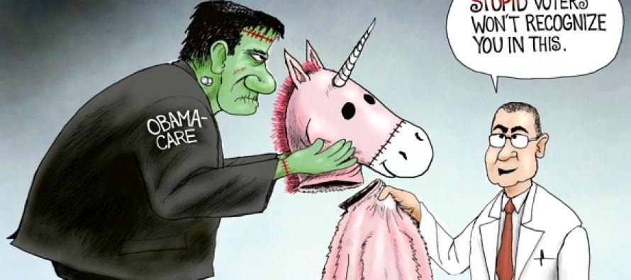 Frankencare Monster (Cartoon)