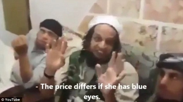 ISIS auction
