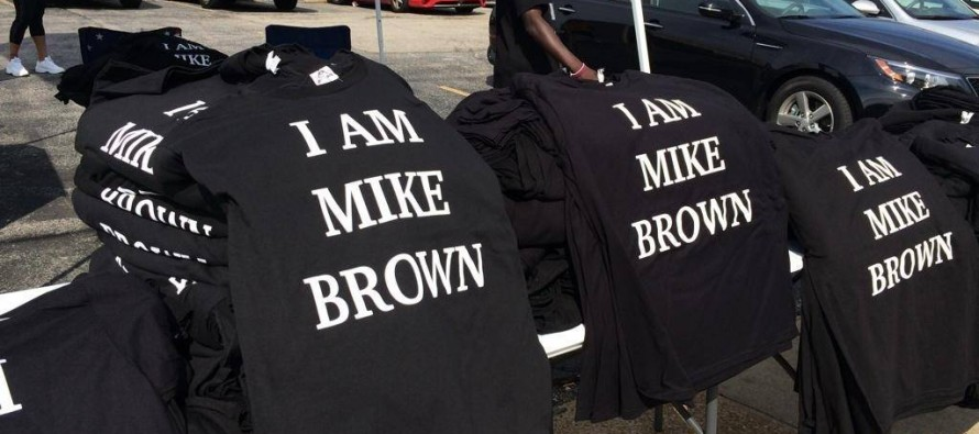 Michael Brown's Mother Punched & Robbed His Granny for Selling T-Shirts & Swag
