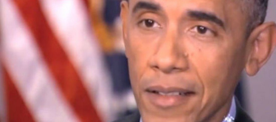 [VIDEO]: King Obama Threatens GOP: If Republicans Don't Shut Down the Government, 'We Shouldn't Have a Problem'