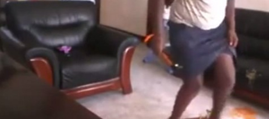 DISTURBING VIDEO: Babysitter So Violently Assaults Child On Tape That She's Charged With Attempted Murder