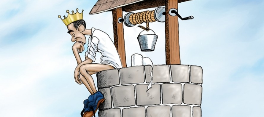 Poisoning the Well (Cartoon)