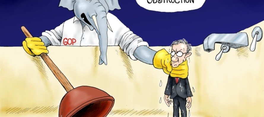 Obstruction (Cartoon)