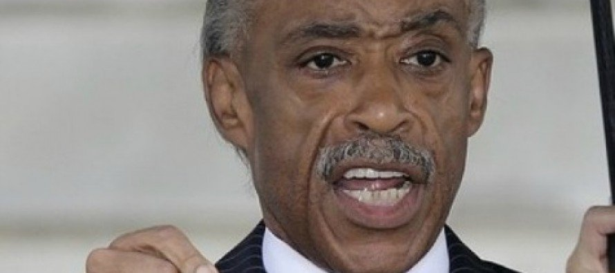 White House Claims It Missed the Story About Rev. Al Sharpton Owing $4.5 Million in Taxes