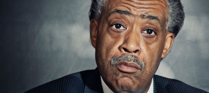 VIDEO: Arrogant tax-cheat Al Sharpton attacks reporter for questioning his dubious finances