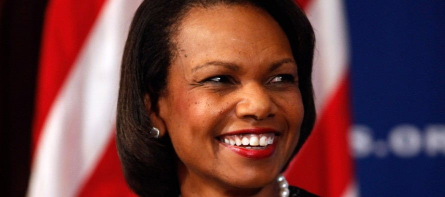 "Condi Rice to Democrats: ""You Don't Have To Tell Me How To Be Black"""