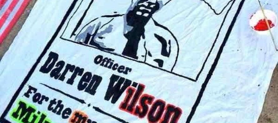 Black Revolutionary Group Puts Out Bounty on Darren Wilson's Head