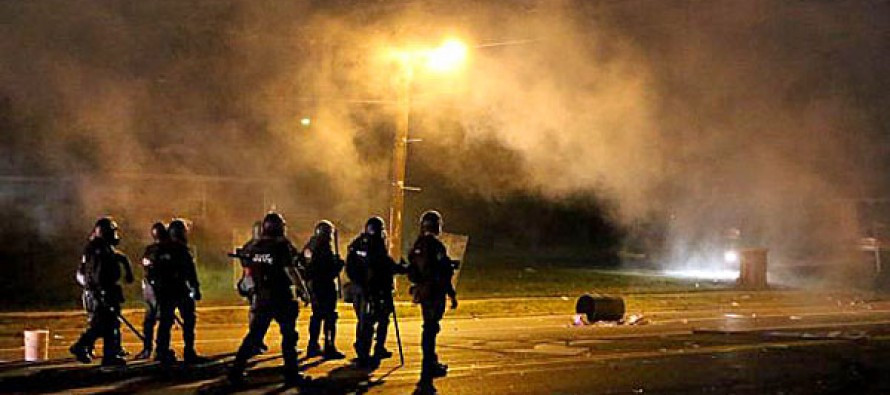 If Ferguson blows up, blame black activists, corrupt media and a certain community organizer living in the White House