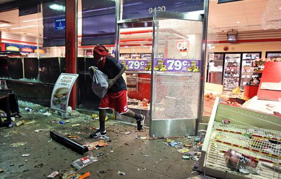 Ferguson, Land Of Lawlessness