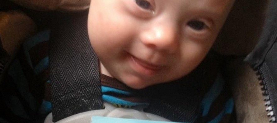 Cashier Tells Mom She Should Have Aborted Her Son With Down Syndrome, Mom's Response is Legendary