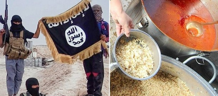 A dozen ISIS fighters killed after chefs infiltrate camp and POISON terrorists' lunch