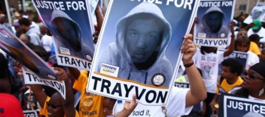 "VIDEO of Obama Pushing Trayvon ""Hoodie"" Narrative While Discussing Racial Tensions in Ferguson is Disgusting!"