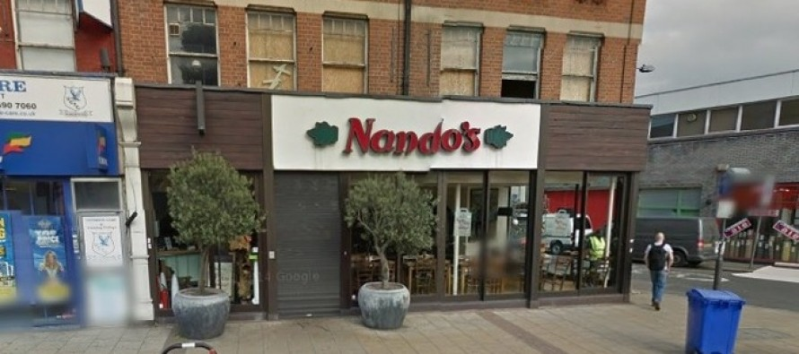 Teen Arrested for Allegedly 'Drop-Kicking a Toddler' In a Nando's Toilet