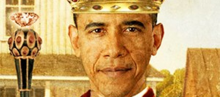 Obama: I'm Not Acting Like An Emperor – WaPo Fact Checker: Yes, You Are…