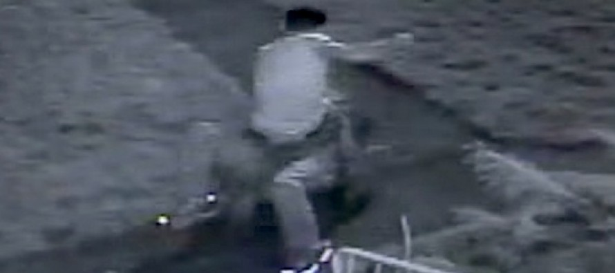 VIDEO: Watch What Happened When an Intruder Targeted a Veteran's Home