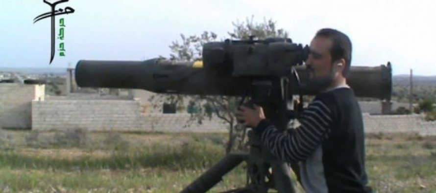 Two Main US-Backed Rebel Syrian Groups Surrender To Al-Qaeda, Hand Over Their US-Supplied Heavy Weapons