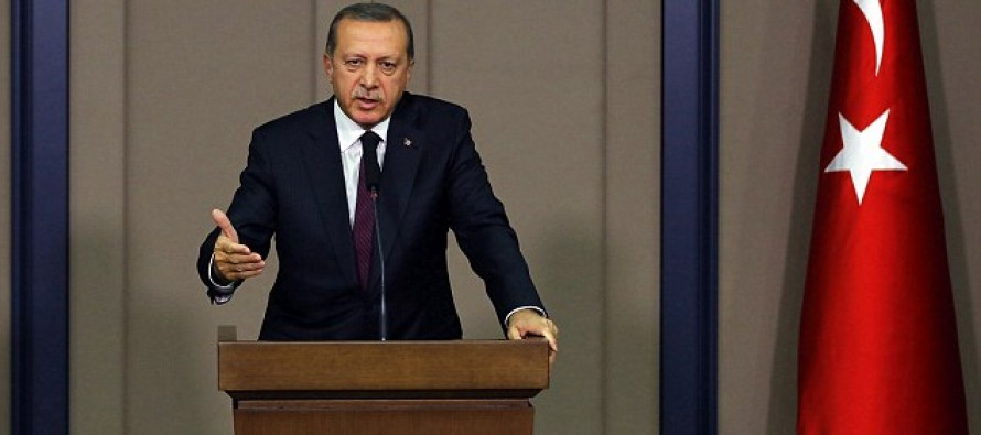 Muslims found America first, announces Turkish president, who thinks Islamic explorers beat Columbus by 300 years