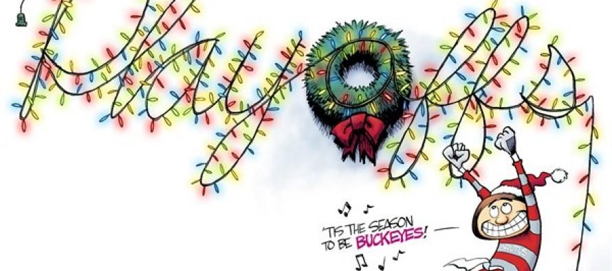 LOCAL OH – Buckeye Lights (Cartoon)