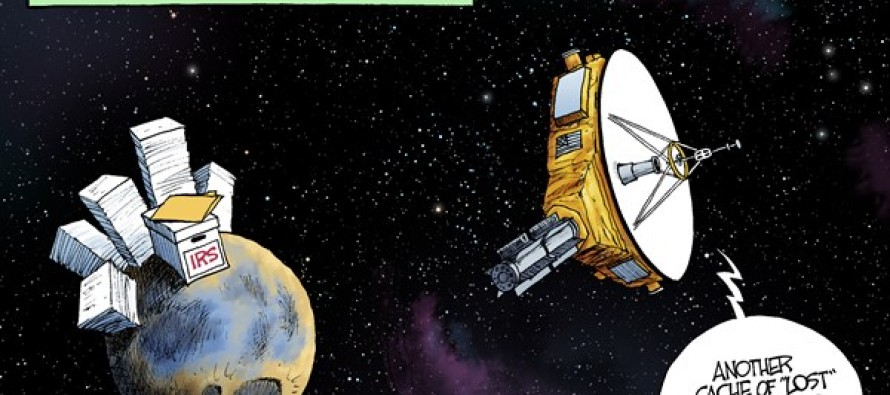 Pictures from Pluto (Cartoon)