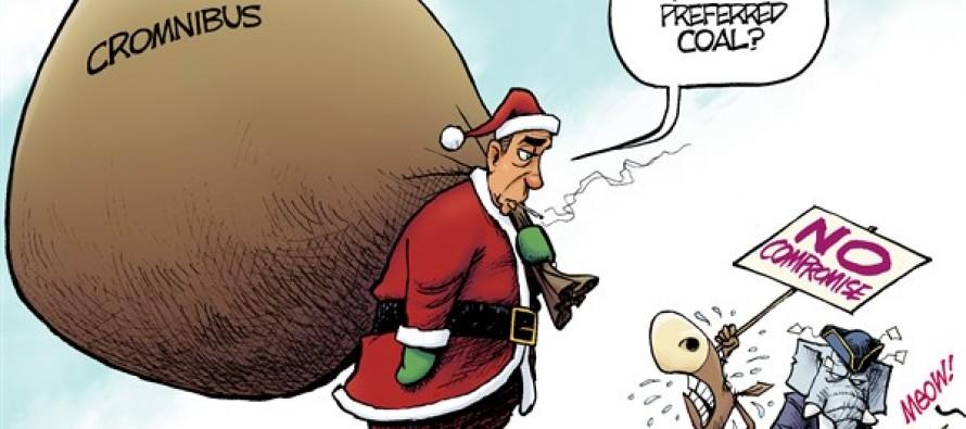 Santa Cromnibus (Cartoon)