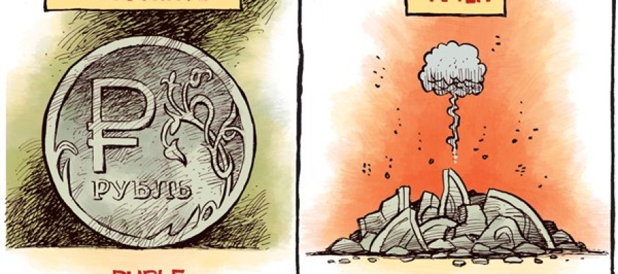 Ruble Rubble (Cartoon)