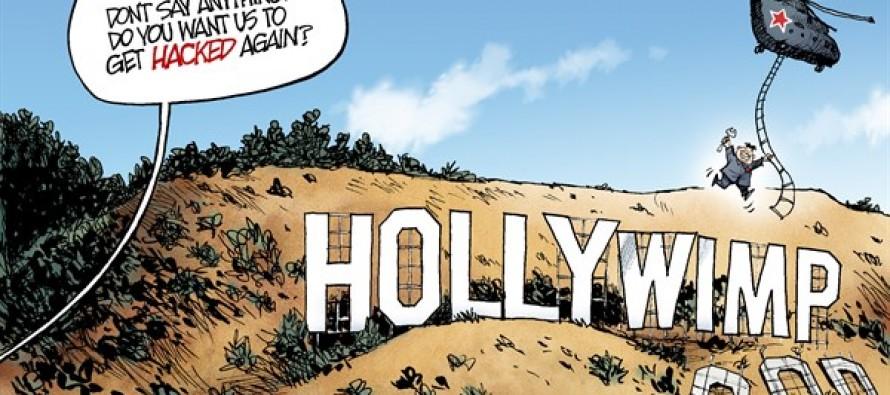 Hollywood Hacker (Cartoon)
