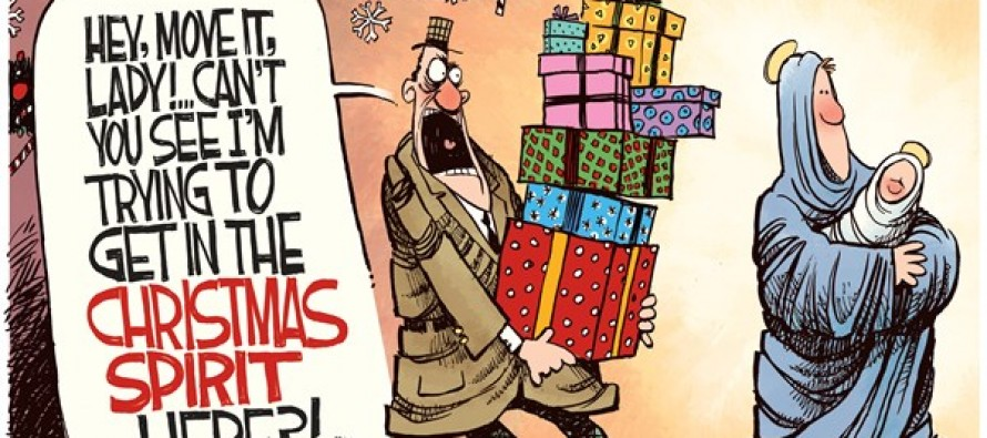 Christmas Spirit (Cartoon)