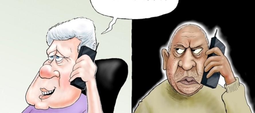 Bills Of A Feather (Cartoon)