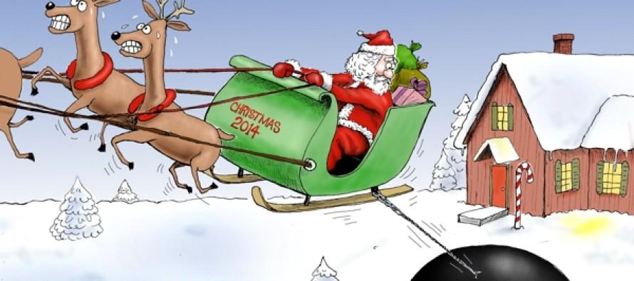 Drag on Christmas (Cartoon)
